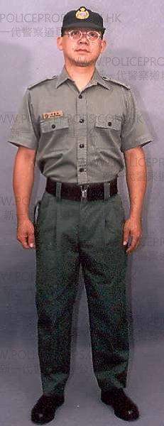 新一代警察道具 制服 New Generation Policeprops Uniform